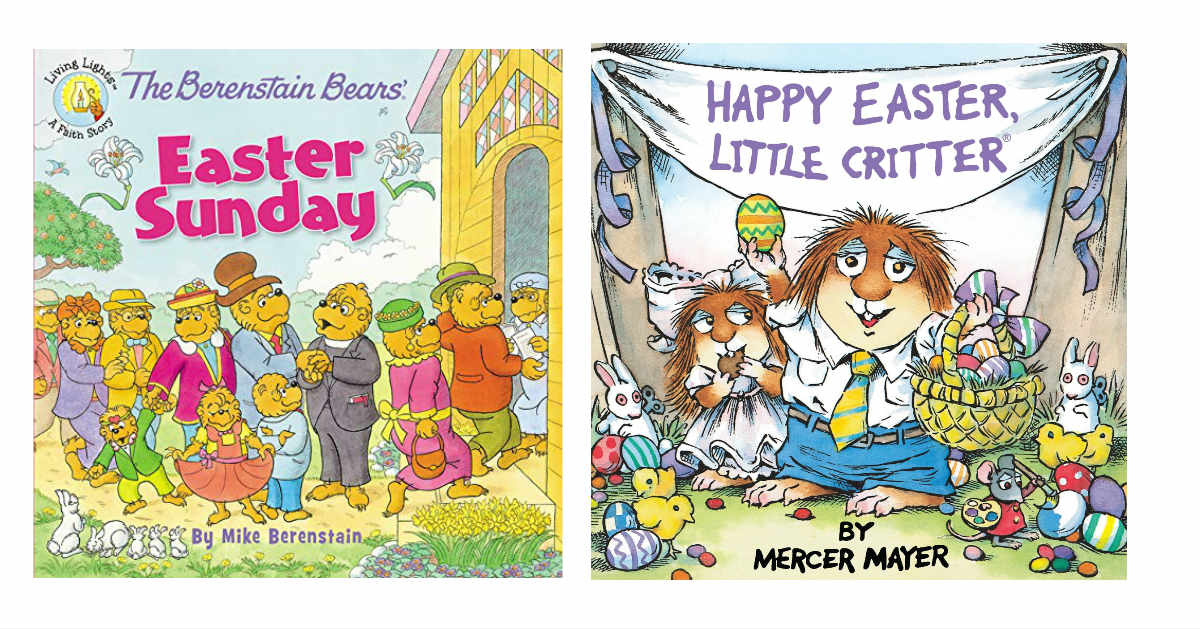 Easter Books Under $4 & Possible Free $1 Credit for Prime Member