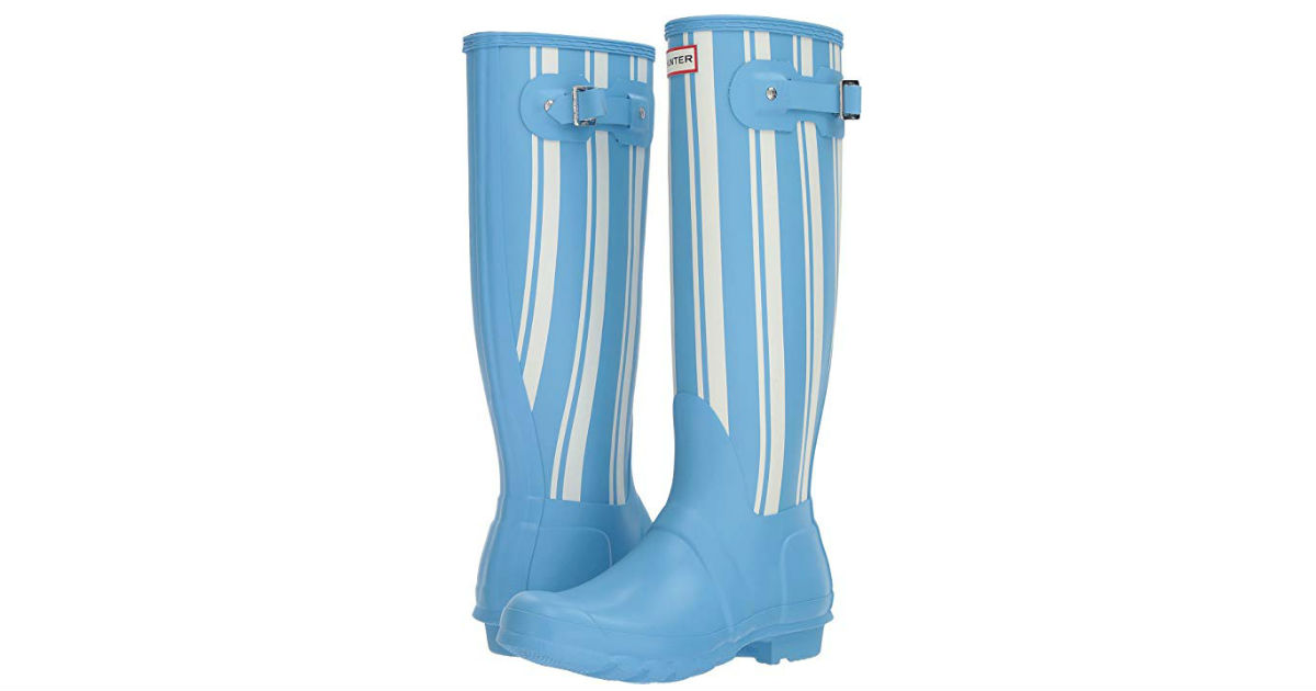 Hunter Women's Original Rain Boots ONLY $57.99 (Reg. $150)