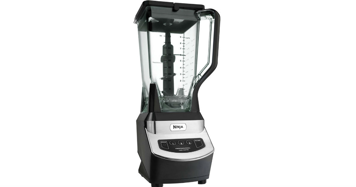 Ninja Professional 72-oz Blender ONLY $59.99 (Reg $120)
