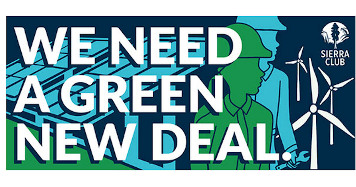FREE We Need a New Green Deal.