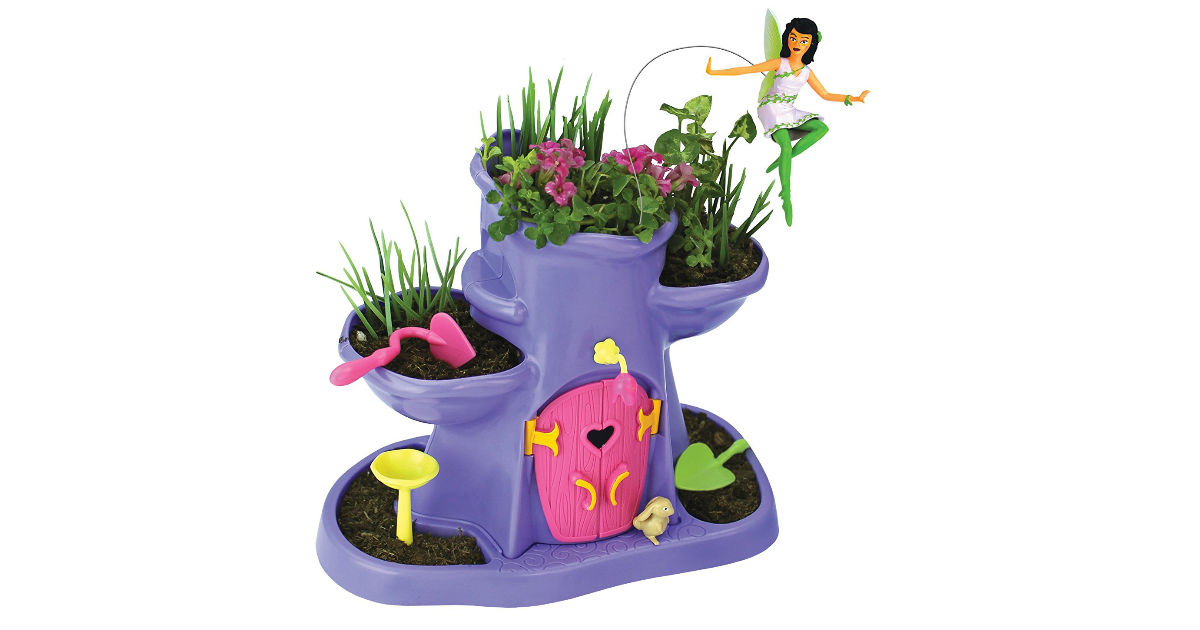 My Fairy Garden Tree Hollow ONLY $7.42 (Reg. $17)