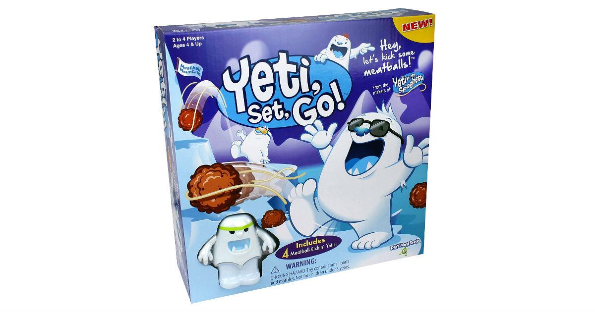 Yeti, Set, Go! Game ONLY $5.72 (Reg. $20)