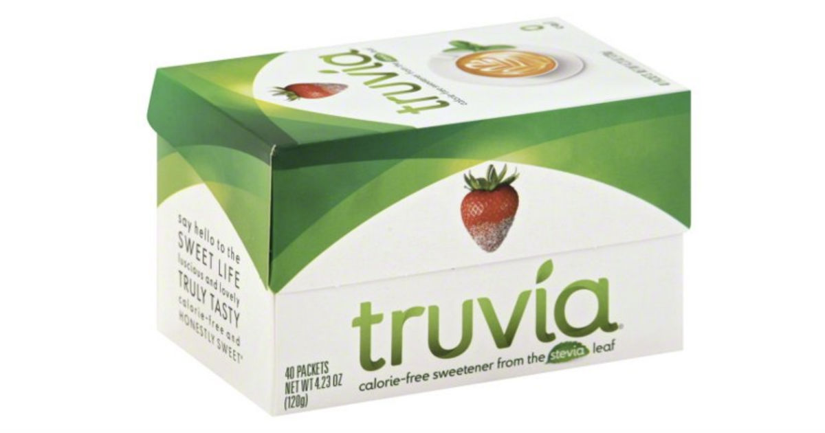 FREE Truvia Sweetener 40-Count at Walmart