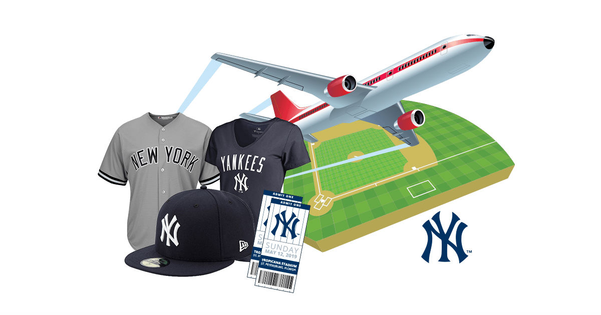 Win a Trip to Florida and Yankee Tickets - Free Sweepstakes