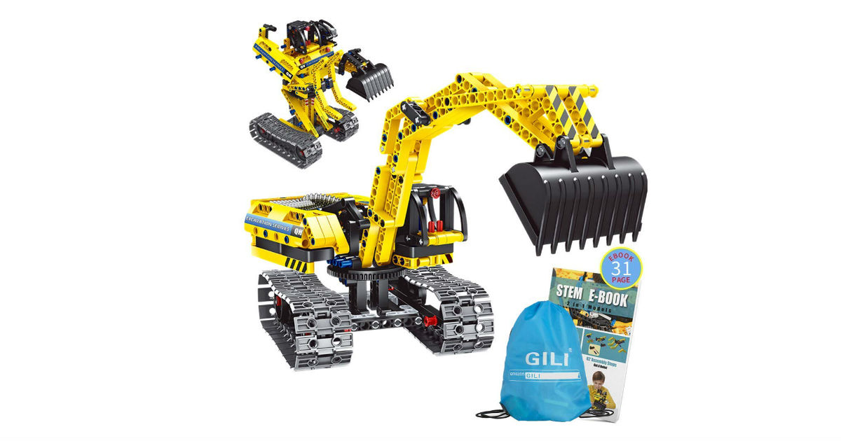 Gili Building Set ONLY $20.99 (Reg. $60)