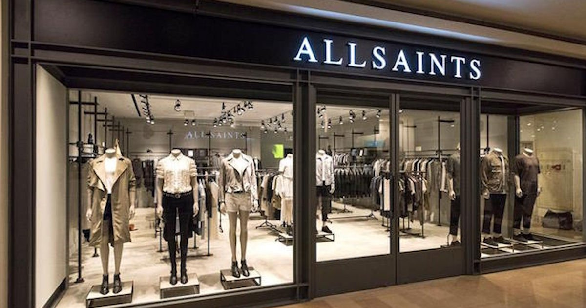 AllSaints Stores Class Action Settlement - Free Product Samples
