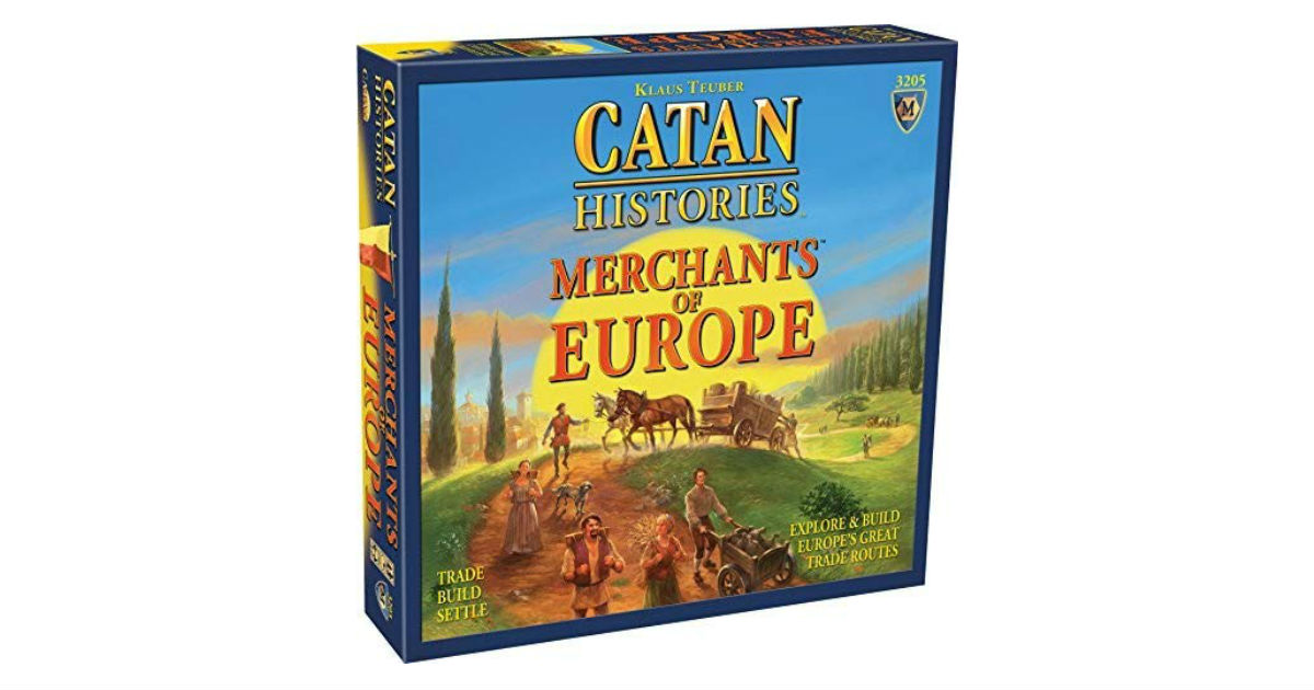 Catan Histories on Amazon