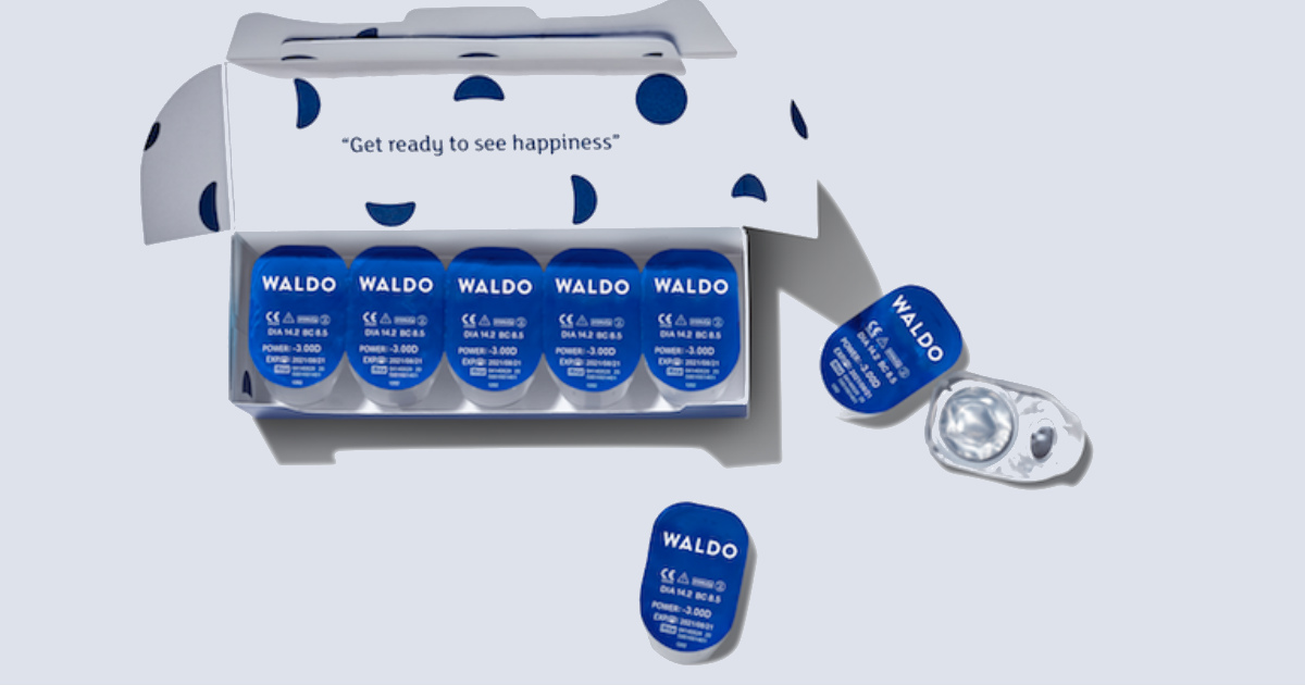 FREE Box of 10 Contact Lenses.