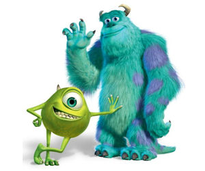 Monsters inc coupon canada