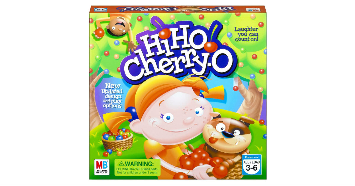 Hi Ho! Cherry-O ONLY $9.99 on Amazon