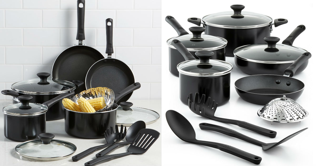 Tools of the Trade 13-Piece Cookware Set ONLY $39.99 at Macy's