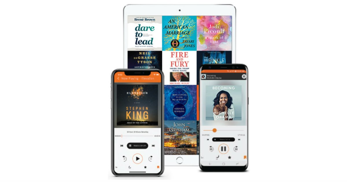 Get 2 Audiobooks with a 30-Day Free Trial