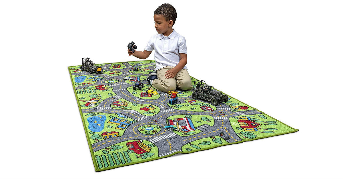 Kids Carpet City Life Playmat ONLY $15.12 (Reg. $29)