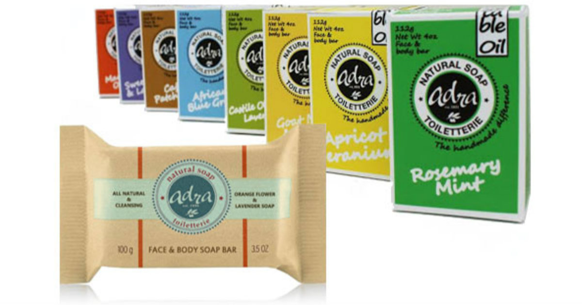 FREE Sample of Adra Natural Ba...