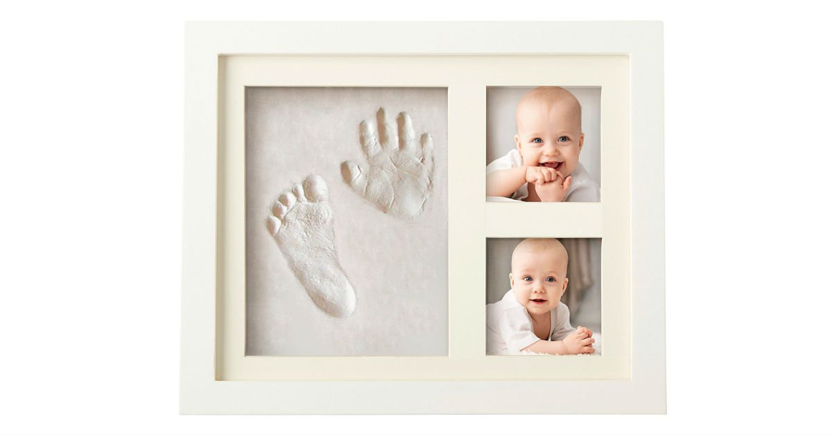 Bubzi Co Baby Handprint Kit ONLY $19.33 (Reg. $40)