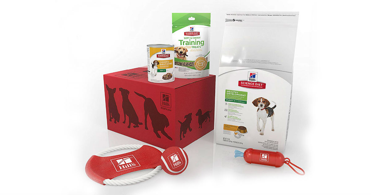Hill's Science Diet Puppy Bundle ONLY $8.99 (Reg. $25)