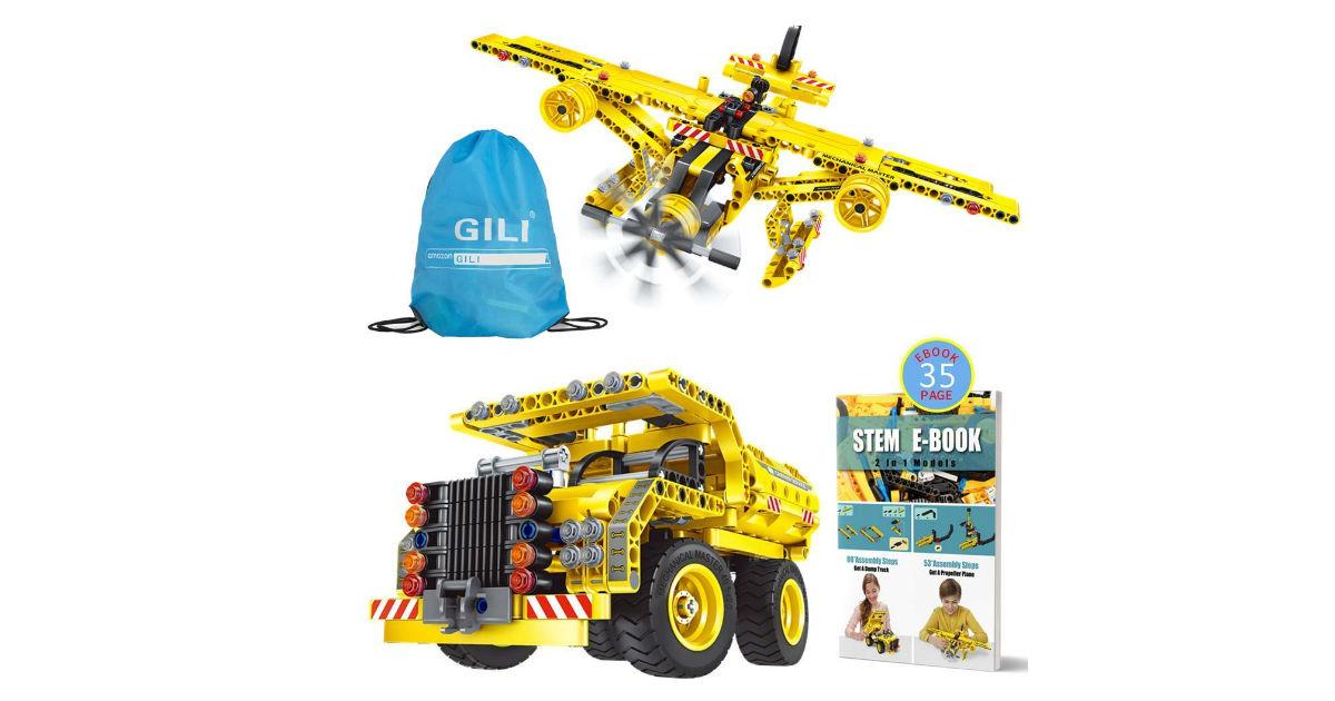 Gili Building Toy Set ONLY $20.99 (Reg. $60)