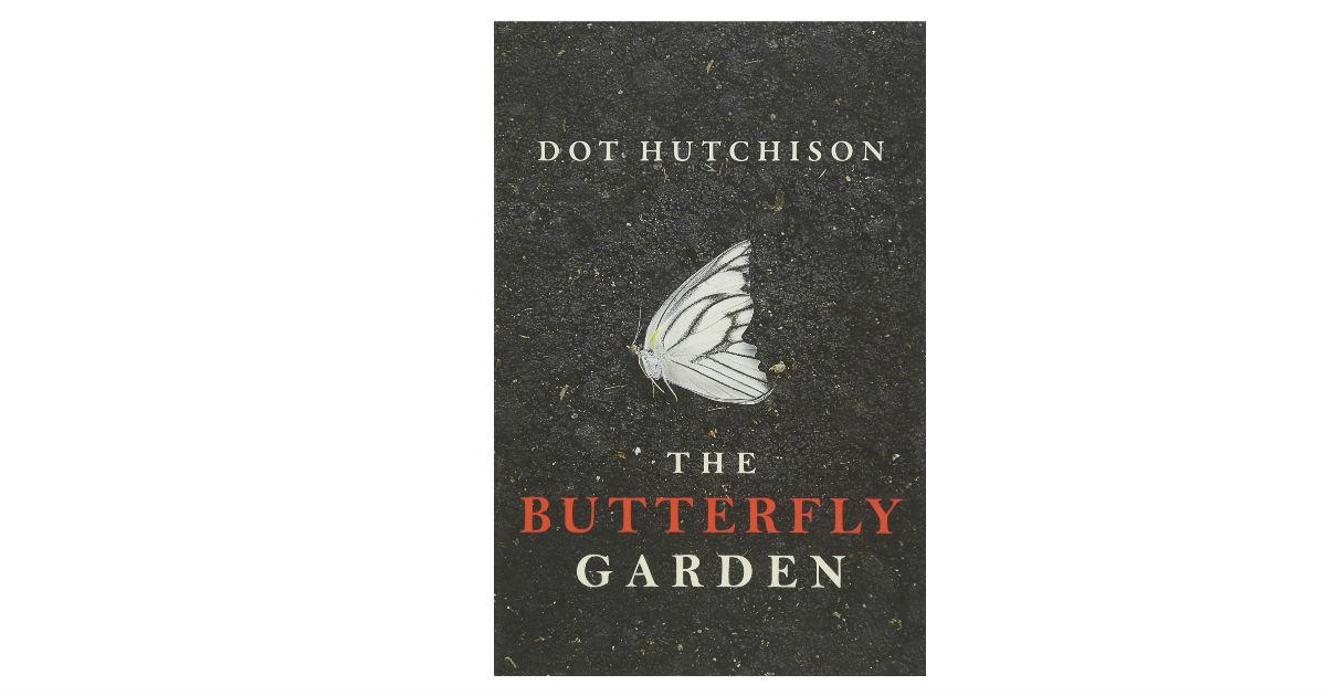 The Butterfly Garden ONLY $7.99 (Reg. $15.95)