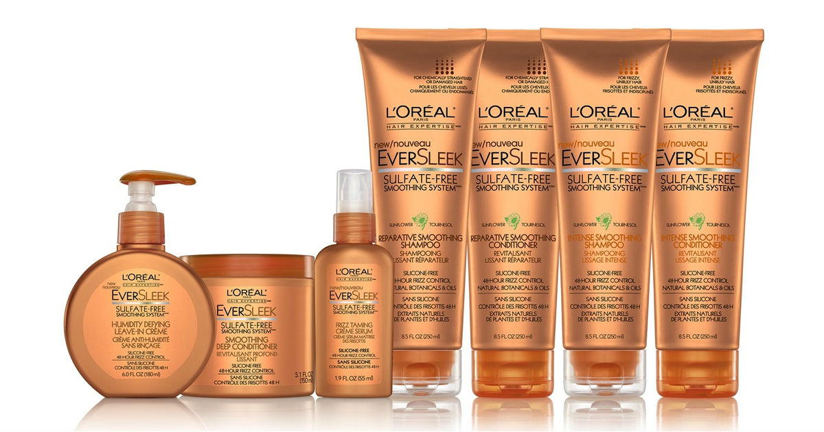 L'Oreal Ever Hair Care Only $1.00 at CVS