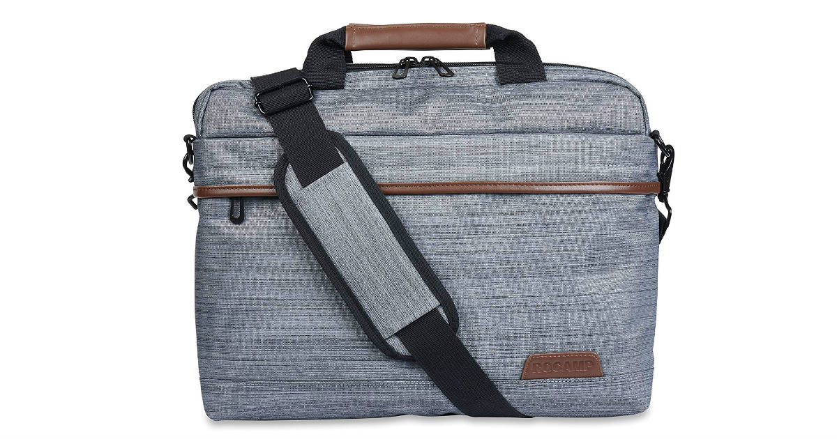 ROCAMP Laptop Bag ONLY $19.89 (Reg. $50)