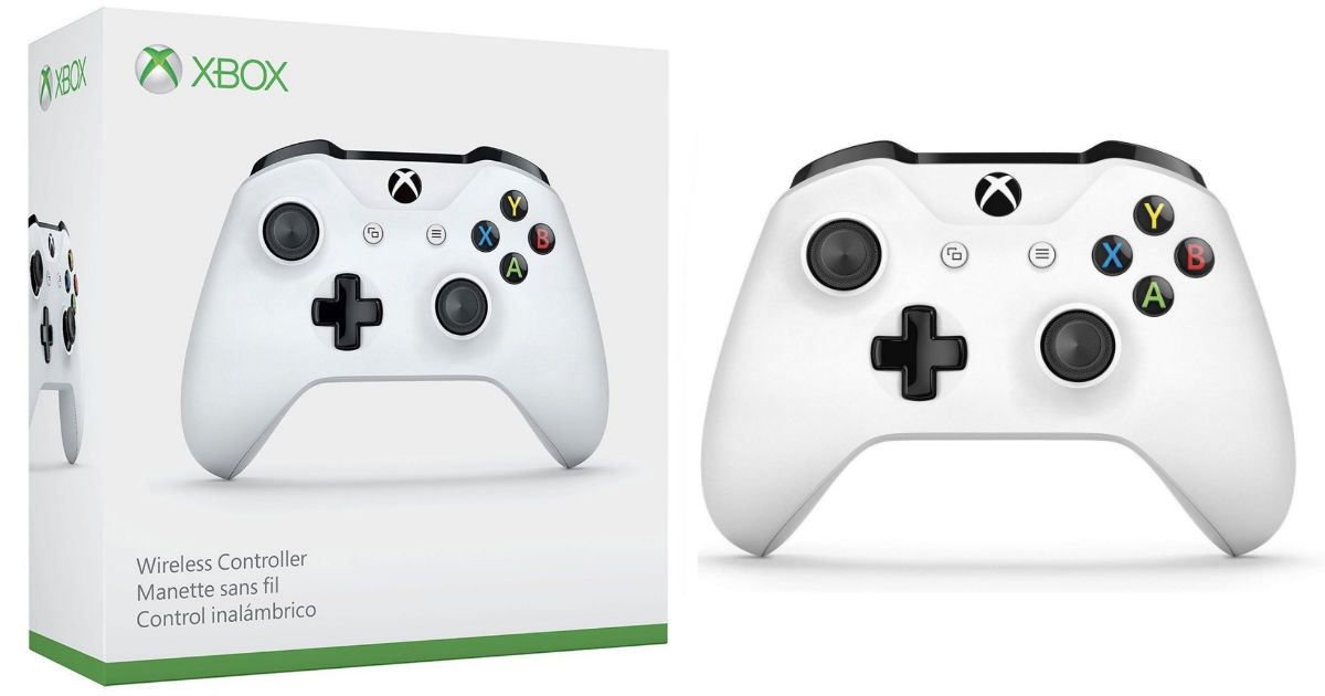 Microsoft Xbox Wireless Controller ONLY $38.06 Shipped