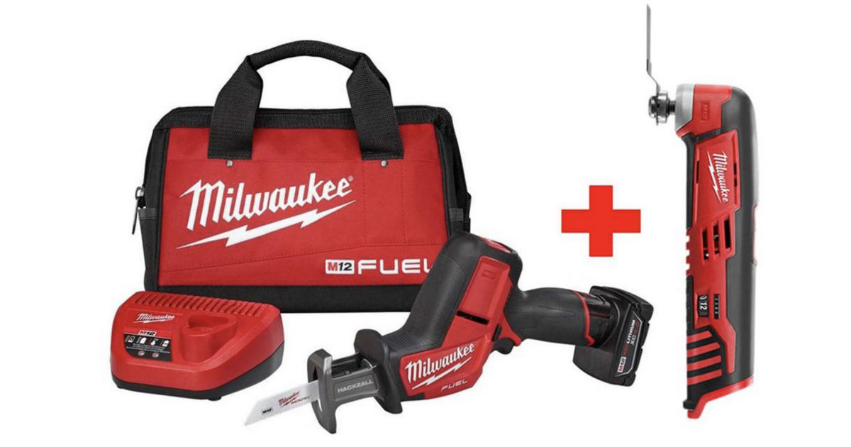 Milwaukee Brushless Cordless Saw Kit ONLY $179 (Reg $258)
