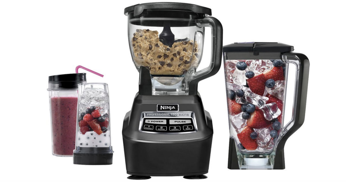 Ninja Mega Kitchen System ONLY $119.99 (Reg $200) Shipped