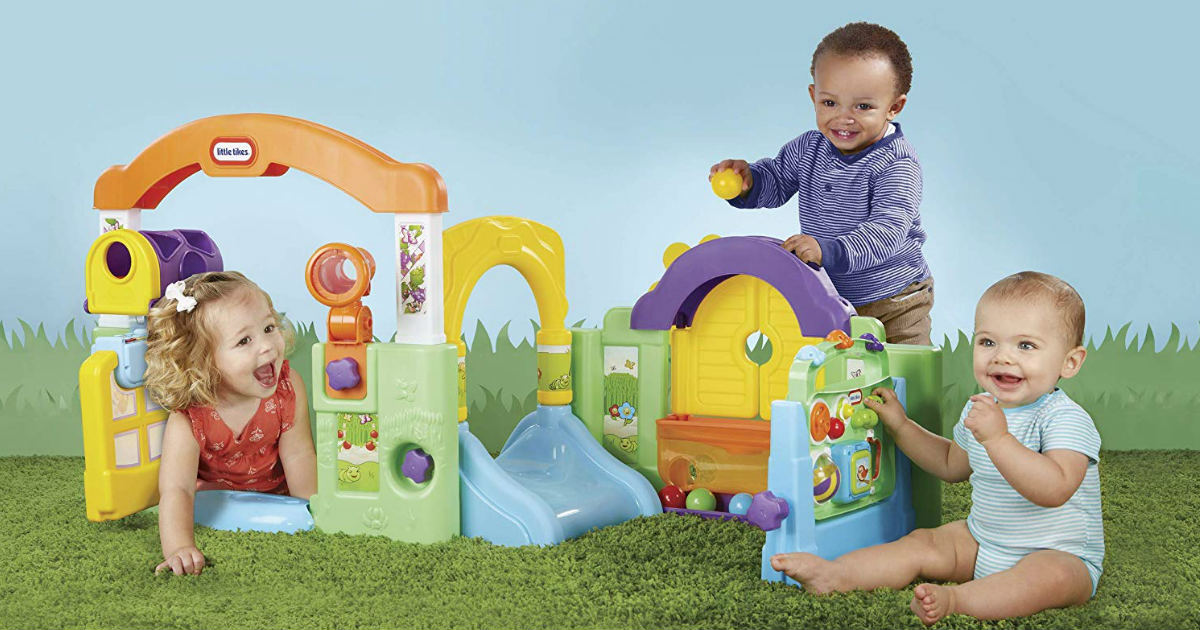 Little Tikes Garden Playset on Amazon