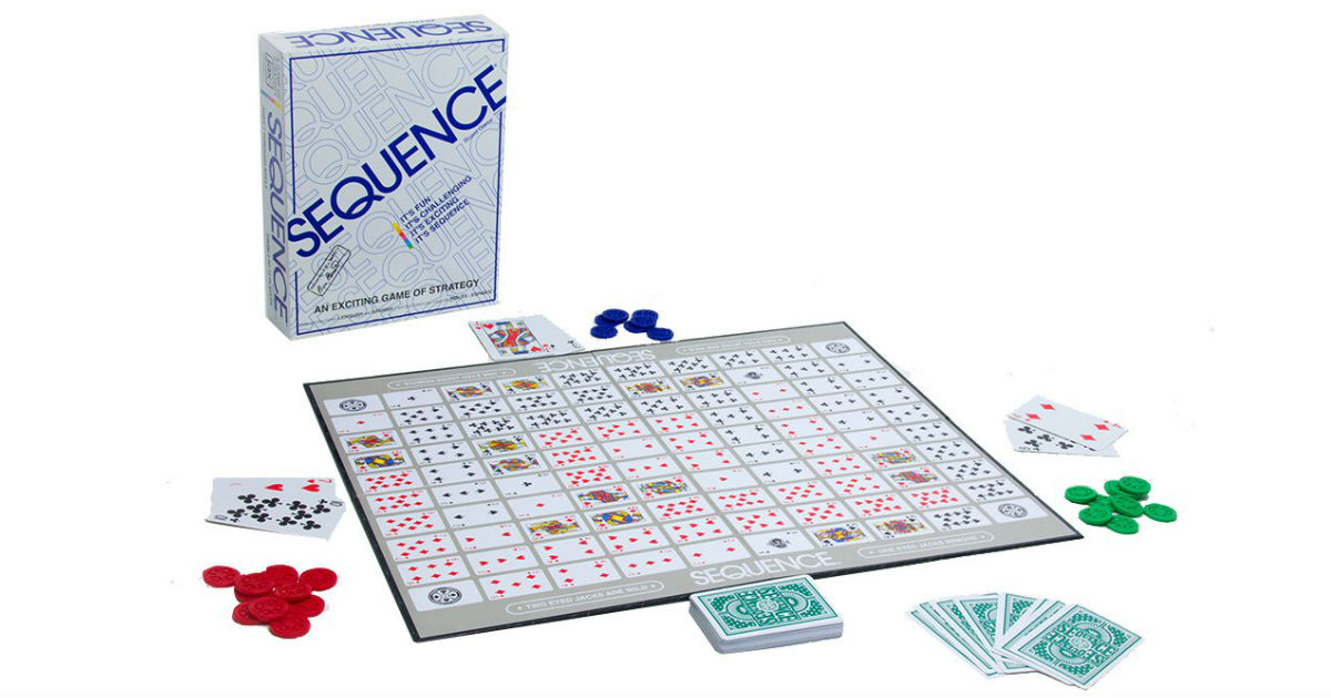 Sequence Game ONLY $11.99 (Reg. $24)
