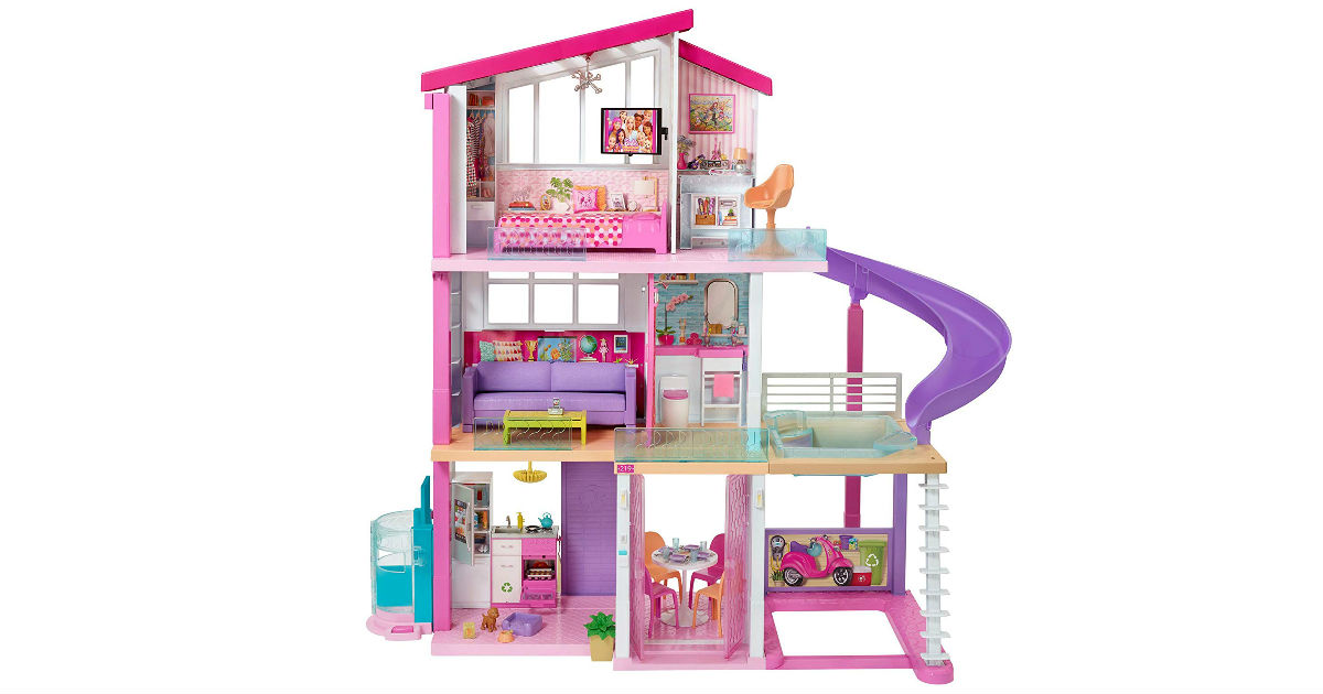 Barbie Dream House on Amazon