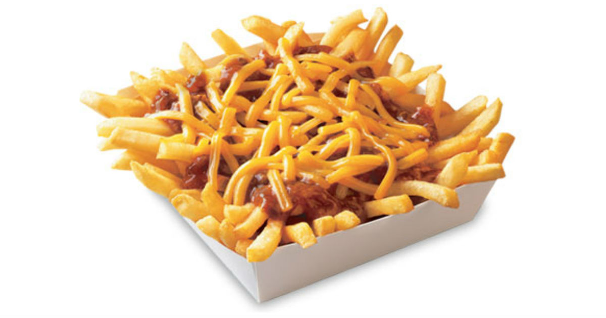 photograph regarding Printable Wienerschnitzel Coupons named Totally free Chili Cheese Fries at Wienerschnitzel - Printable Discount codes
