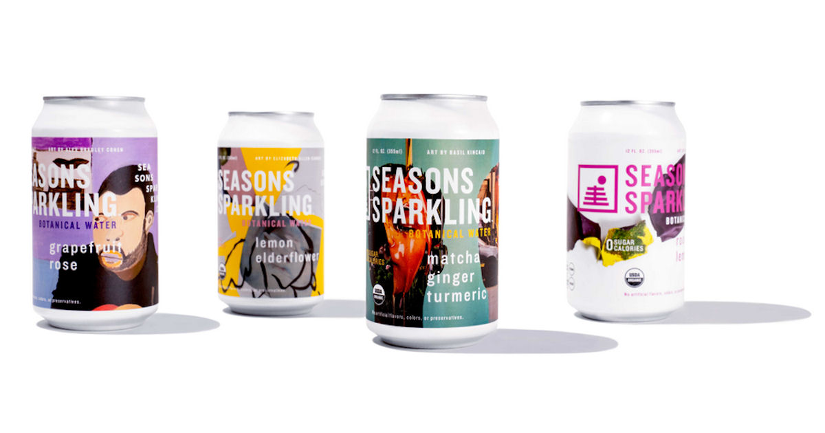 Seasons Sparkling