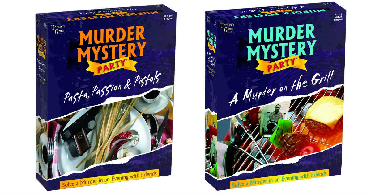 Murder Mystery Party Games ONL...