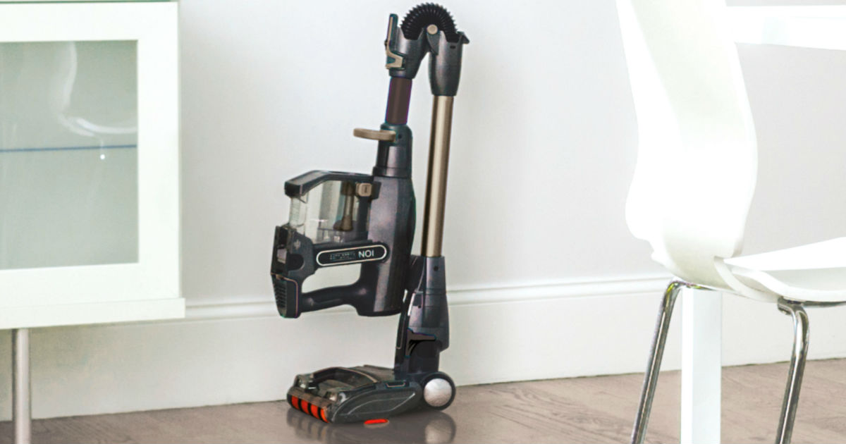 Shark ION Cordless Stick Vacuum ONLY $238 (Reg. $450)