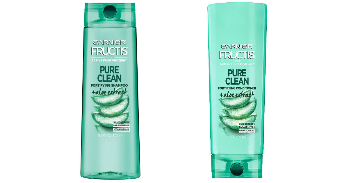 Garnier Fructis Shampoo or Conditioner Only $1.32 at Target