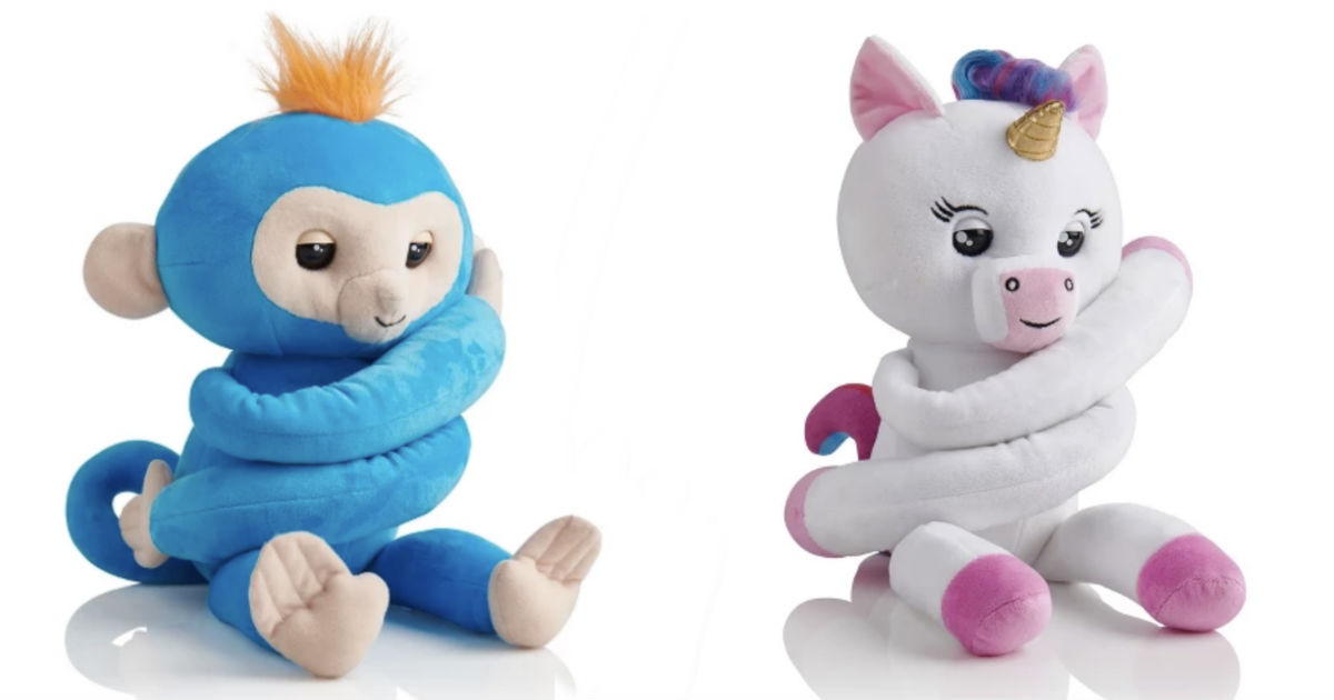 Fingerlings Hugs ONLY $18.99 at Target (Reg $29.99)