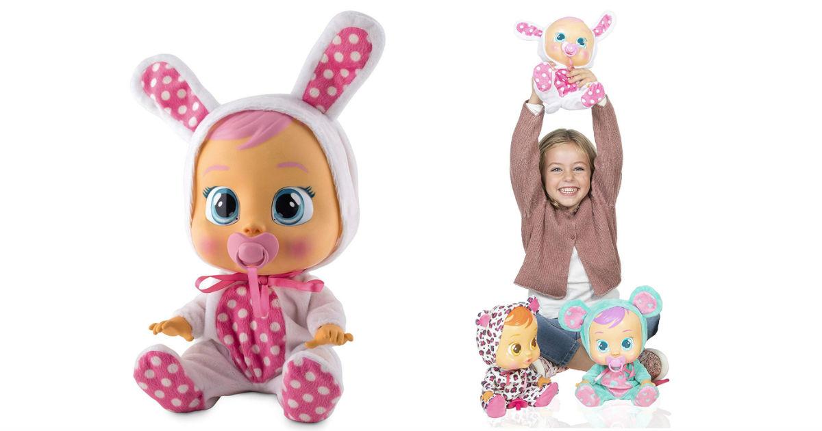 Girls Coney Baby Doll FREE Shipping