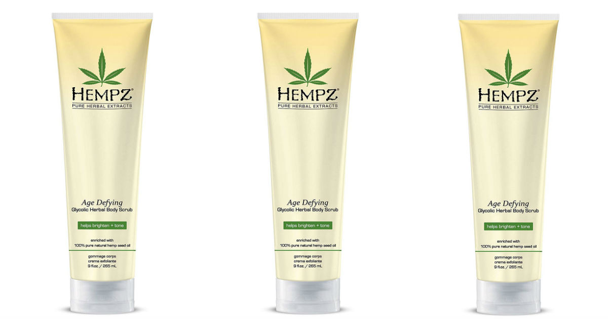 Hempz Age Defying Herbal Body.