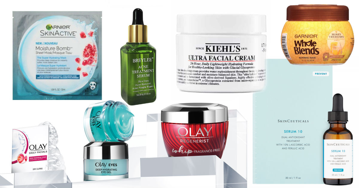 FREE Beauty Samples to Request...