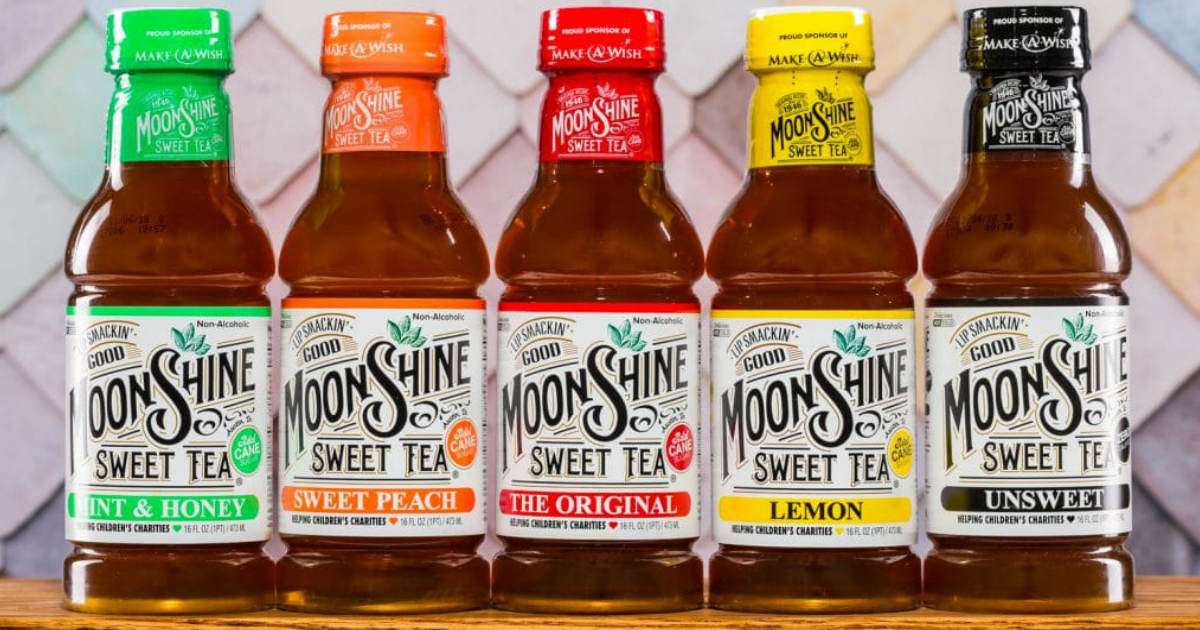MoonShine Sweet Tea Only $1.00 at Target (Reg. $2)
