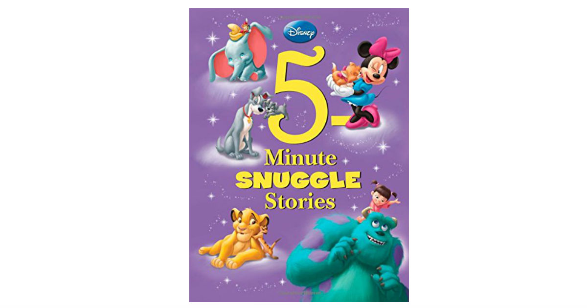 5-Minute Snuggle Stories ONLY $5.69 (Reg. $13)