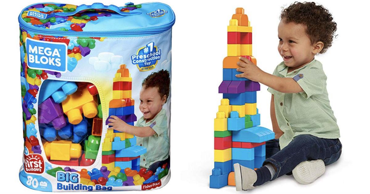 Mega Bloks 80-Piece Building S...