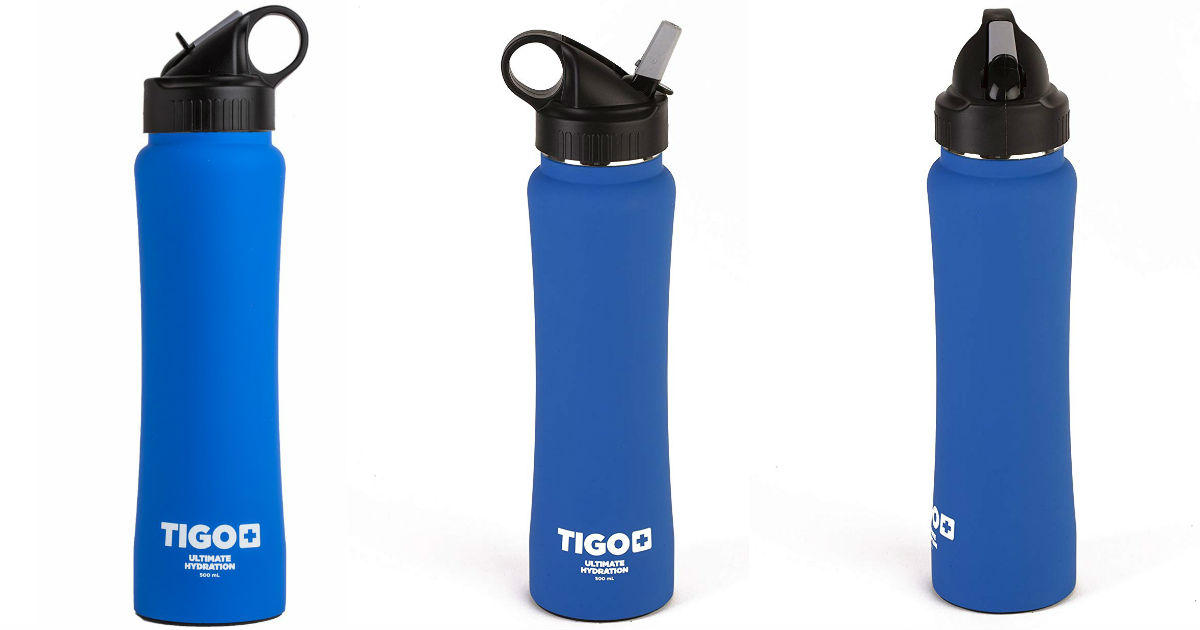 Tigo+ Water Bottle ONLY $2.99.