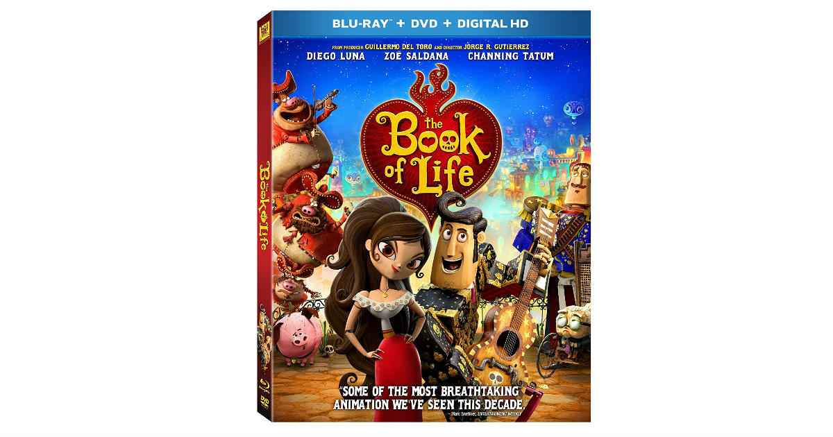 Book of Life on Amazon