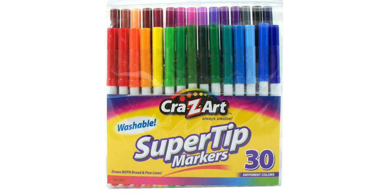 Cra-Z-Art Markers on Amazon