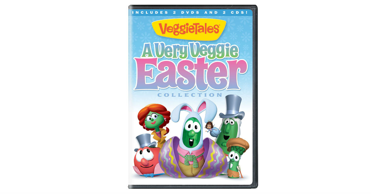 A Very Veggie Easter on Amazon
