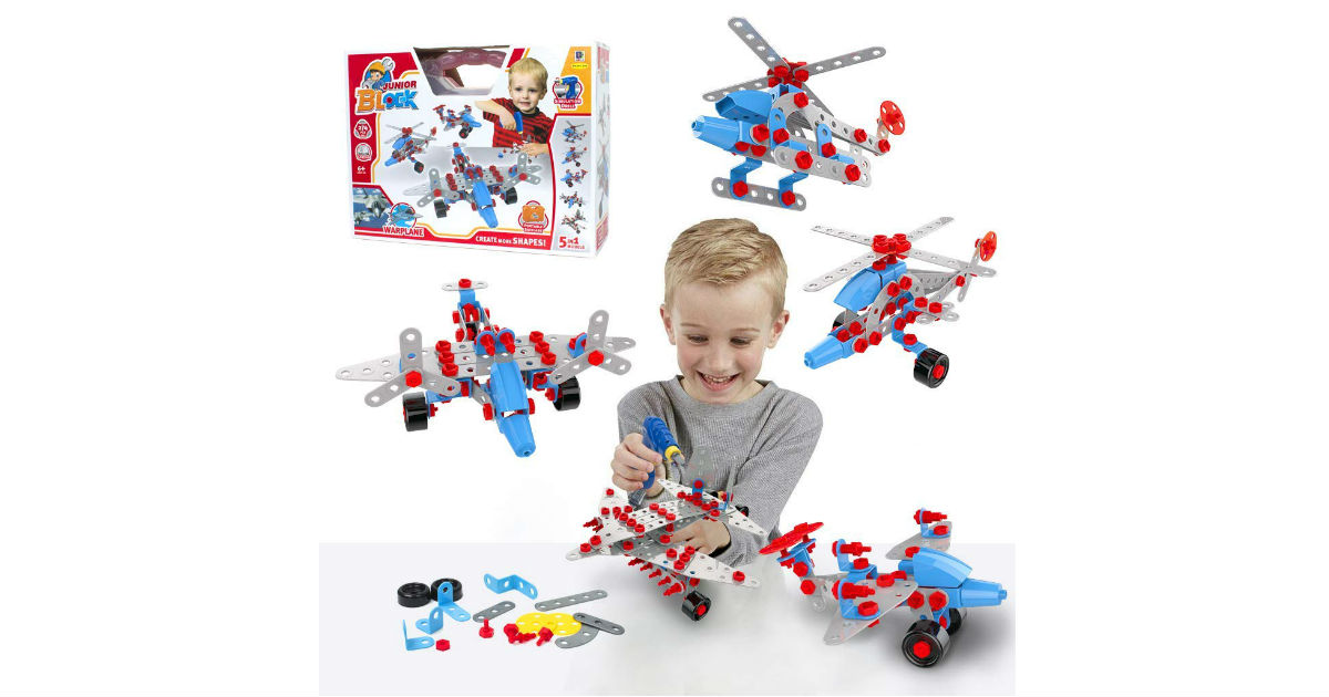 Gili Nuts and Bolts Building Set ONLY $16.50 (Reg. $33)