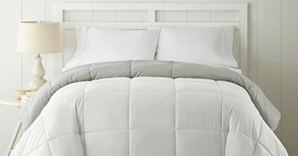 Down Alternative Comforters as Low as $17.59 on Amazon