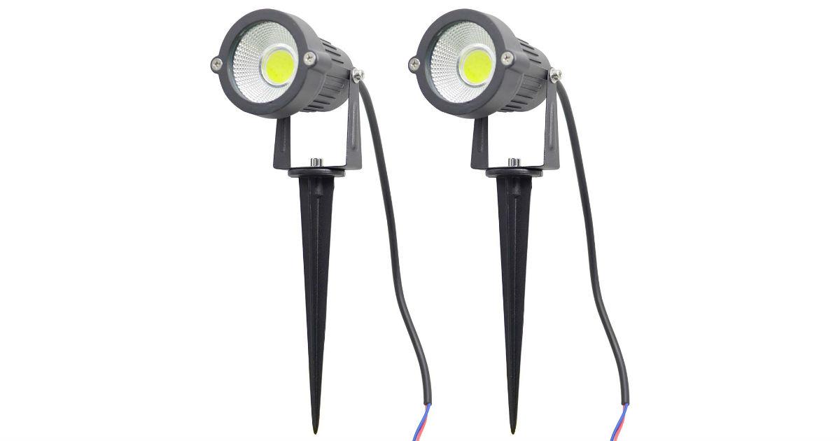 Dr. Luck LED Garden Lights ONLY $14.99 (Reg. $59)