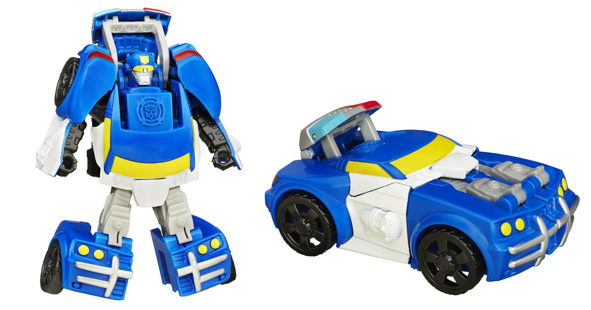 Playskool Transformer Rescue B...